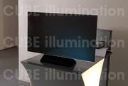 Презентационное и выставочное оборудование (CUBE illumination)