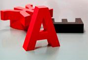 Наружная реклама. Световые буквы,  объемные буквы,  лайтбоксы,  вывески.