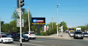 Реклама на LED экранах,  билбордах.